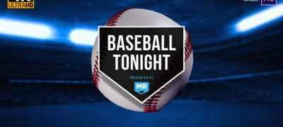 Baseball Tonight Graphics Package