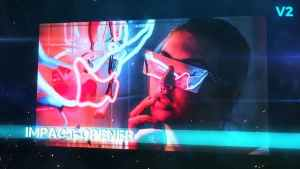 Grunge Impact Screens