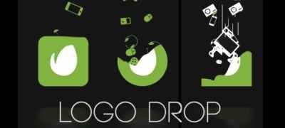 Logo Drop
