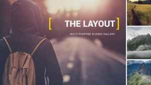 The Layout - Multi-Purpose Sliding Gallery   2.5k