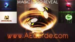 Magic Logo Reveal