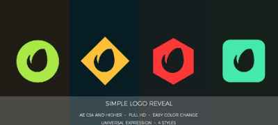 Simple Logo Reveal