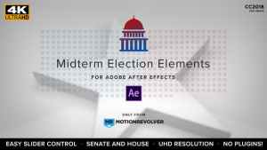 Midterm Election Elements | House & Senate