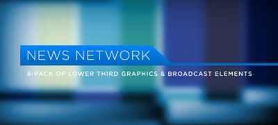 News Network Lower Thirds