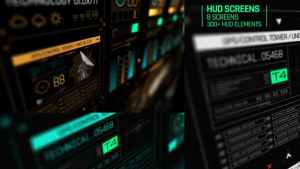 HUD Screens