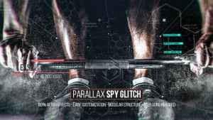 Parallax Spy Glitch