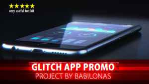 Glitch App Promo