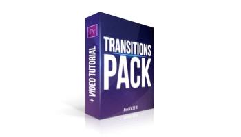 After Effects Projects | Download RGB Transitions Pack