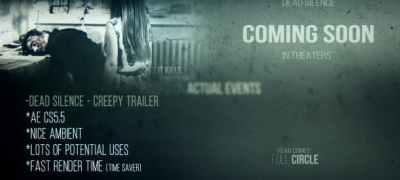 Dead Silence - Creepy Trailer