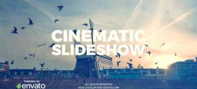 Cinematic Slideshow