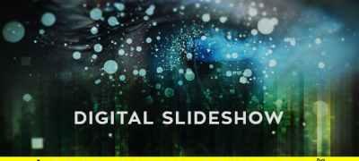 Cinematic Digital Slideshow