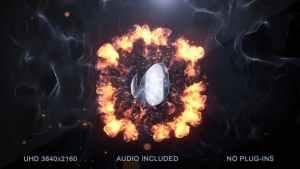 Explosion Logo Reveal v2
