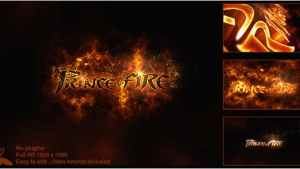 Prince of Fire Logo