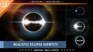 Epic Eclipse Cinematic Logo