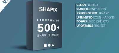 Shapix - Shape Elements Pack