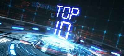 Top 10 Countdown Transitions