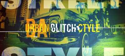 Urban Glitch Style - Promo Intro