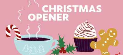 Illustrated Greeting // Christmas Opener