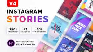 Instagram Stories | For Premiere Pro