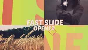 Fast Slide Opener
