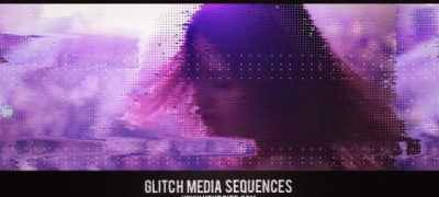 Glitch Media Sequences