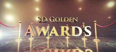 3D Golden Awards