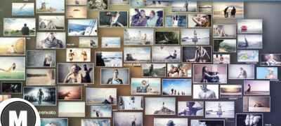 3D Photos Slideshow
