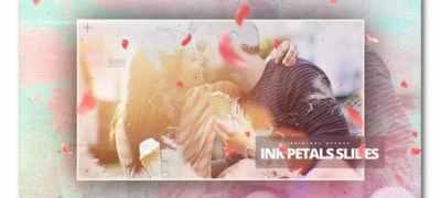 Ink Petals Slides Opener
