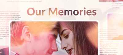 Our Memories Slideshow