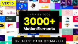 Infinity Tool - Greatest Pack for Video Creators