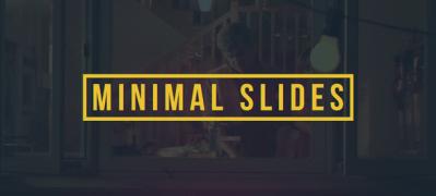 Minimal Slides