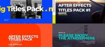 Lifestyle Titles Pack