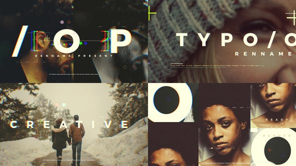 Download Typo Opener – FREE Videohive