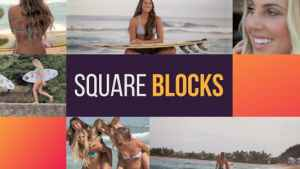 Square Blocks Opener