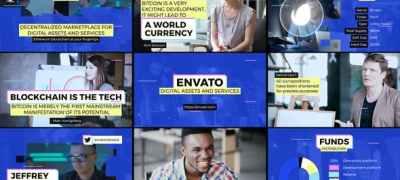 Blockchain Startup Overview