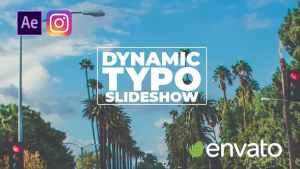 Dynamic Typo Slideshow
