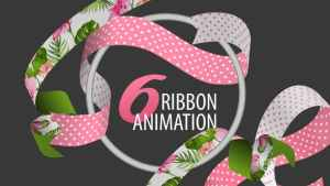 Ribbon Animation