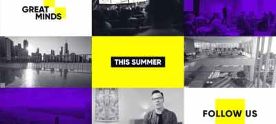 Modern Meetup Promo