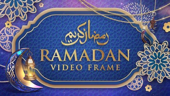 Download Ramadan Video Frame – FREE Videohive