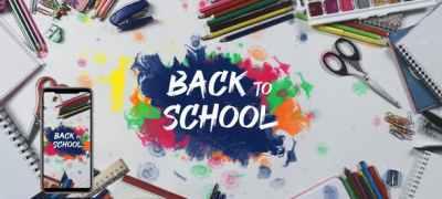 School Stop Motion