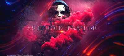 Asteroid Cinematic Trailer