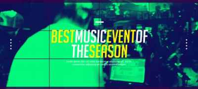 Music Event Promo / Dynamic Opener / Party Invitation / EDM Festival / Night Club