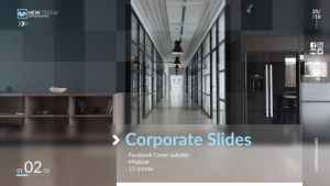 Corporate Slides Social Media