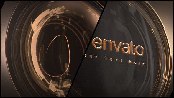 Download Gold 3D Logo – FREE Videohive