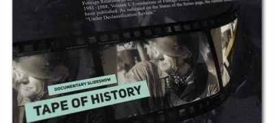 Historical Tape Documentary Slideshow