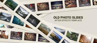 Old Photo Slides