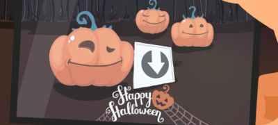 Funny Pumpkins - Halloween Intro.