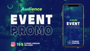 Audience - Fast Paced Event Promo