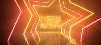 Neon Light Party Opener