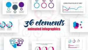 Infographics Elements vol.5